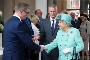 Queen visit