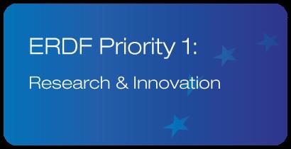 ERDF Priority 1: Research & Innovation
